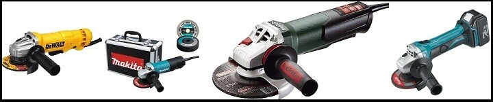 Our Best Angle Grinder Reviews and Ratings