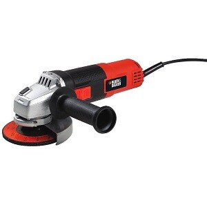 Our comprehensive analysis of the Black & Decker angle grinder