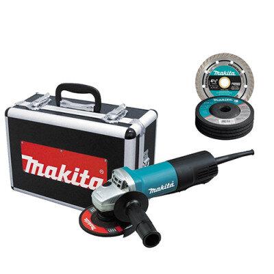 Makita 9557 PBX1 Angle Grinder
