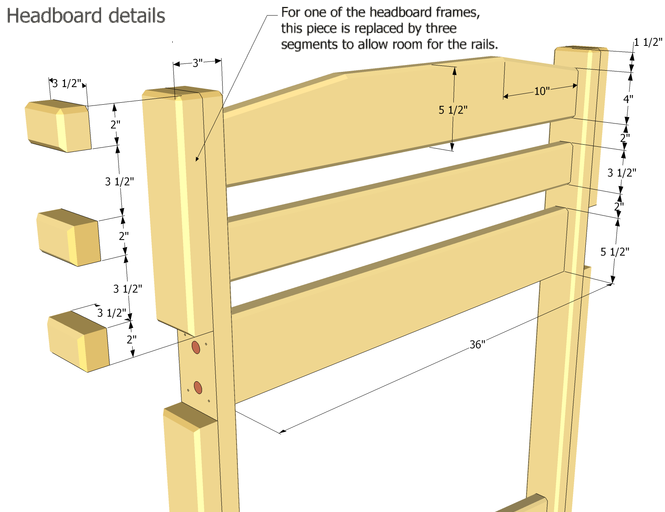 Staircase Bunk Bed Plans Free