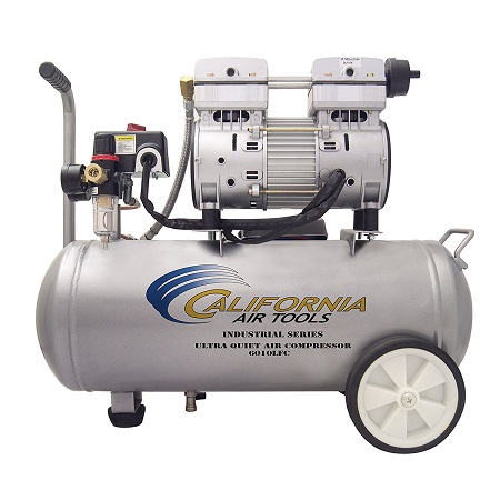 Review of the California Air tools 6010 Air compressor
