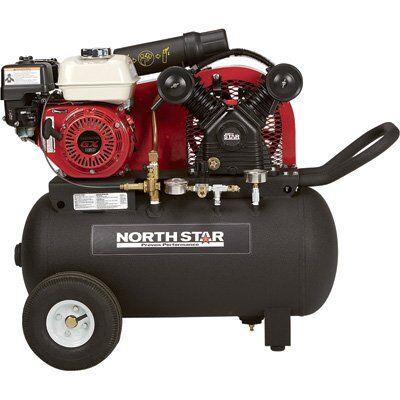 North star 20 gallon air compressor