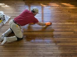 Hardwood floor article
