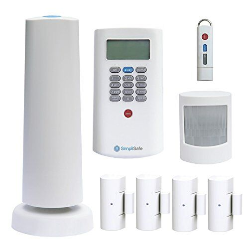 Simplisafe 2 Wireless Home Security System