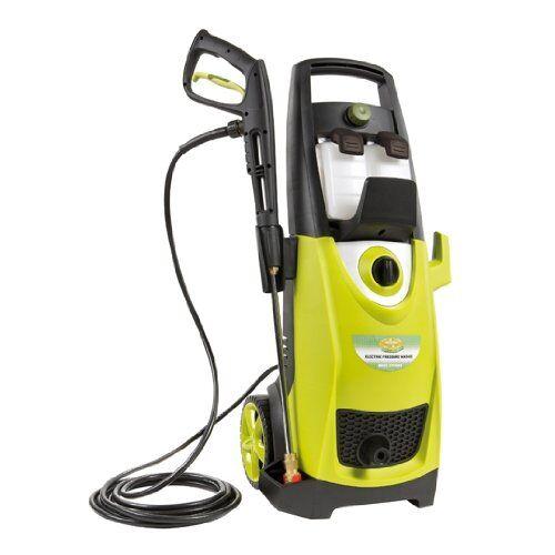 Sun Joe Spx3000 2030 Psi 1 76 Gpm Electric Pressure Washer