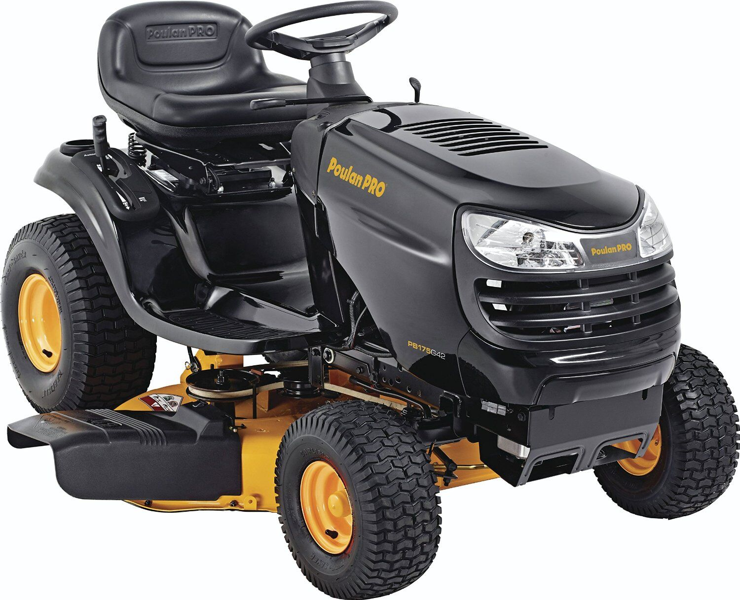 Poulan Lawn Tractors : More lawn mowers to choose from