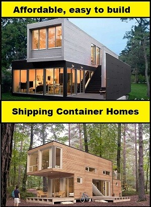 How to build a shipping container home - How to make a home from shipping containers in new ...