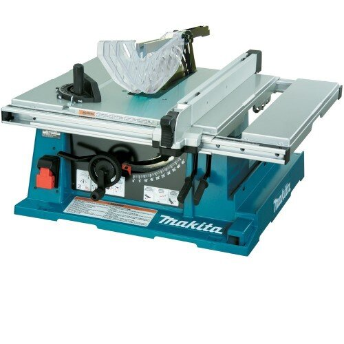 Makita 2705 10 inch table saw for 10 inch table saw blade reviews