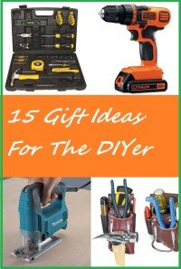 more gift ideas for diy