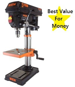 Best value for money drill press