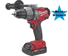 Milwaukee M18 cordless drill review