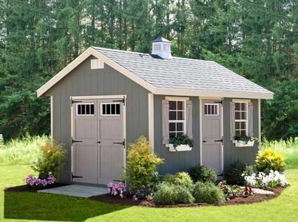 garden shed ideas