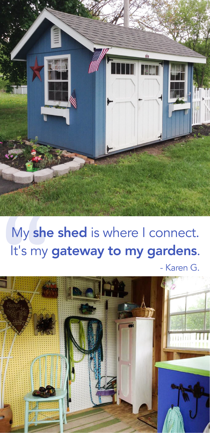garden shed 14
