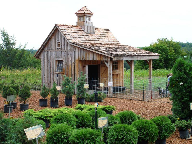 15 Stunning Garden Shed Ideas on french country house plans