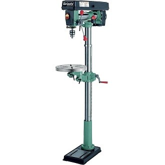 Grizzly drill press review