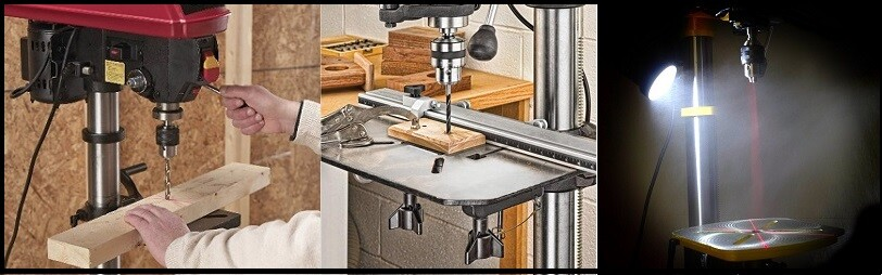 Our list of the best drill presses under $300