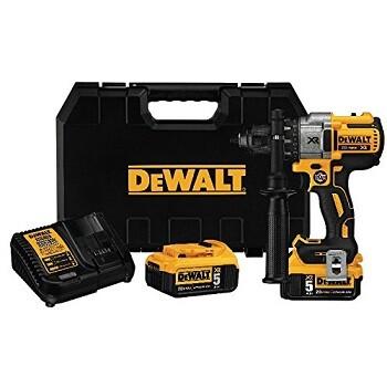 Best 20v cordless drill Dewalt